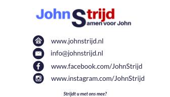 Ondernemend Zwolle ondersteunt JohnStrijd